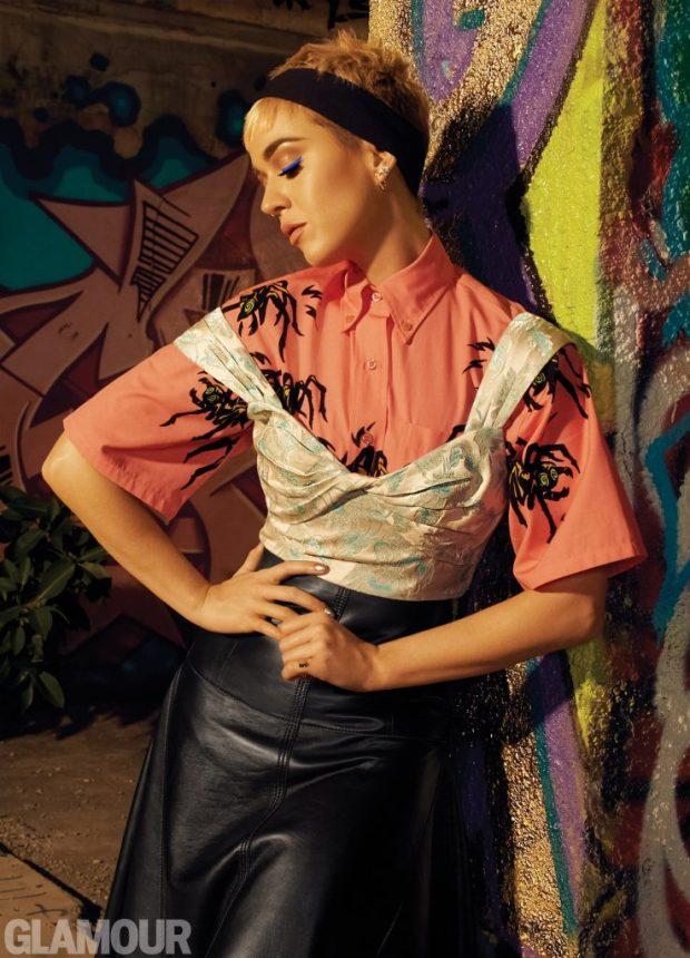 συνέντευξη έδωσε η Katy Perry