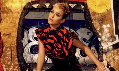 Katy Perry ξύρισε το κεφάλι της