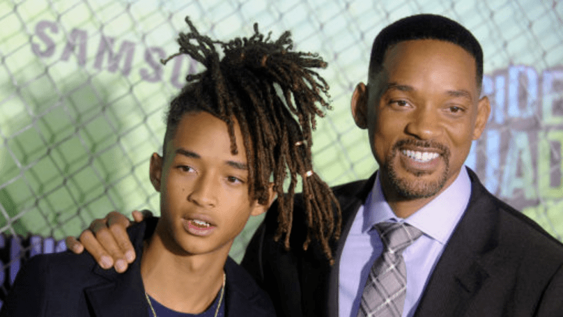 Image result for jaden smith will smith