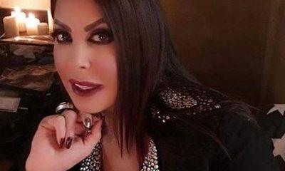 Άντζελα Δημητρίου αποκάλυψε την ηλικία της on air
