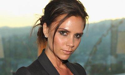 Victoria Beckham σχεδίασε T-shirt με τις Spice Girls