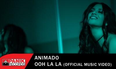 Animado επιστρέφει δυναμικά με ένα άκρως ερωτικό κομμάτι