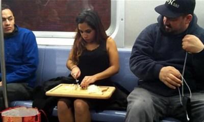 είδη ανθρώπων που συναντάς στο μετρό
