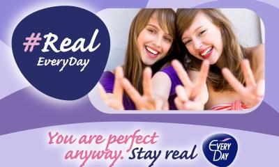 #RealEveryDay