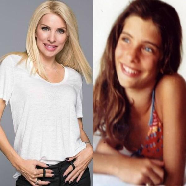 αγαπημένες celebrities σε μικρή ηλικία