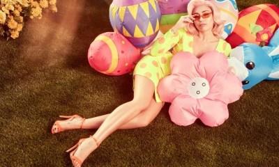 Miley Cyrus σε Πασχαλινή φωτογράφιση