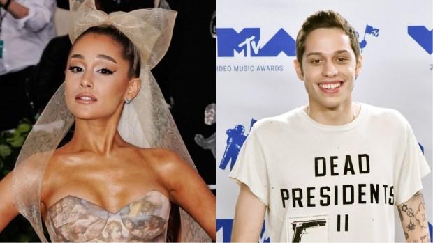 Ariana Grande ονόμασε ένα από τα νέα της τραγούδια Pete