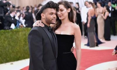 Bella Hadid και The Weeknd σε τρυφερές στιγμές