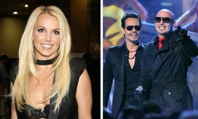 Νέο τραγούδι από Britney Spears, Pitbull, Marc Anthony