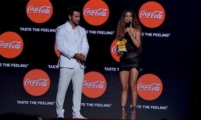 αποσπάσματα από τις απονομές των MAD Video Music Awards