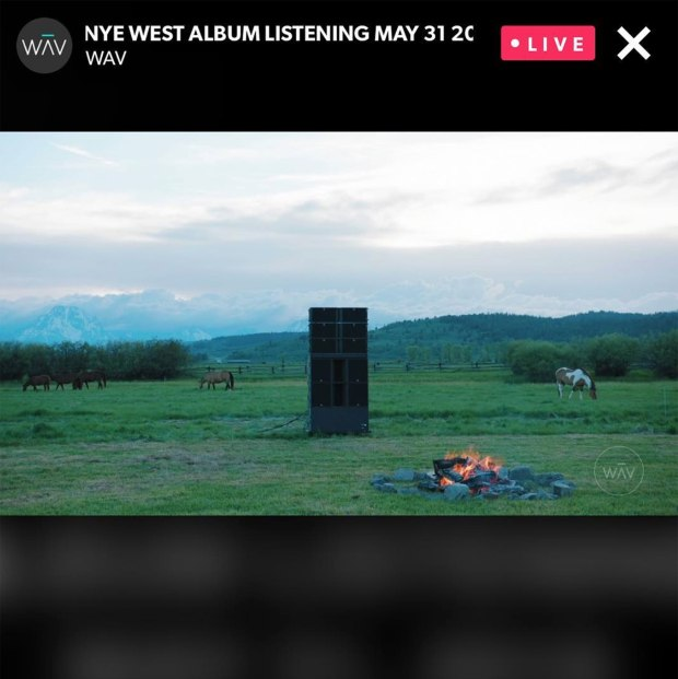 Kanye κυκλοφόρησε ένα καινούριο άλμπουμ