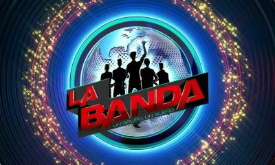 """παρουσιάστρια του """"La Banda"""