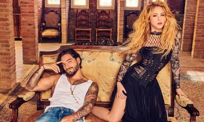 Η νέα επιτυχία της Shakira και του Maluma Clandestino