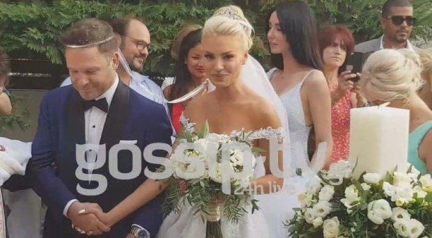 γάμος της Αλέξάνδρας Παναγιώταρου