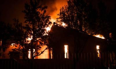 ποιο διάσημοι έχασαν τα σπίτια τους στη φωτιά