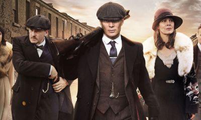 5ης σεζόν της σειράς Peaky Blinders