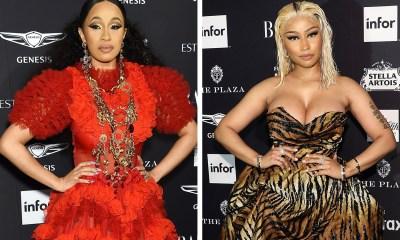 Nicki Minaj και η Cardi B μίλησαν για τον τσακωμό