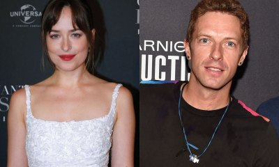 Dakota Johnson και ο Chris Martin