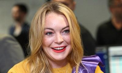 αστείο χορό της Lindsay Lohan στη Μύκονο που έγινε meme