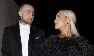 σχέση της Ariana Grande με τον Mac Miller