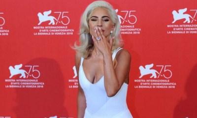 Lady Gaga βραβεύτηκε ως ηθοποιός