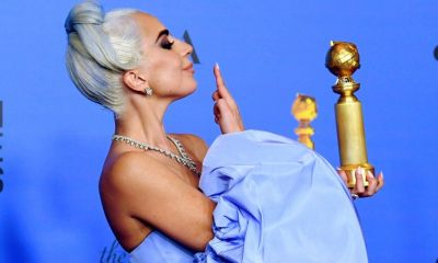 Lady Gaga στις Χρυσές Σφαίρες