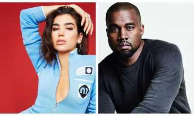 στόχαστρο του Kanye West η Dua Lipa