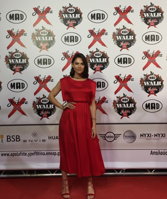 red carpet MadWalk 2019
