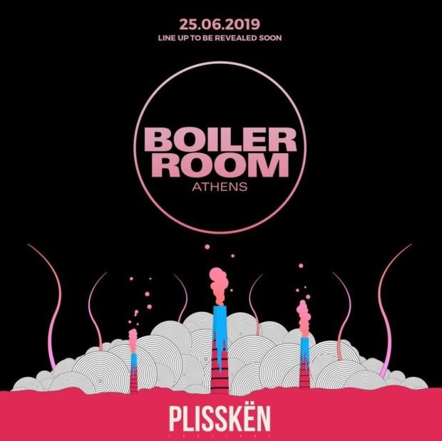 Βoiler Room x Plisskën Festival