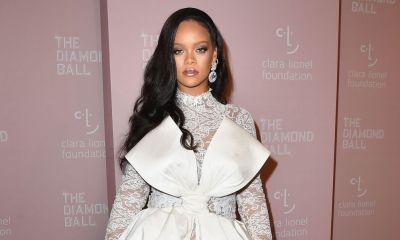 Rihanna μετακόμισε στο Λονδίνο