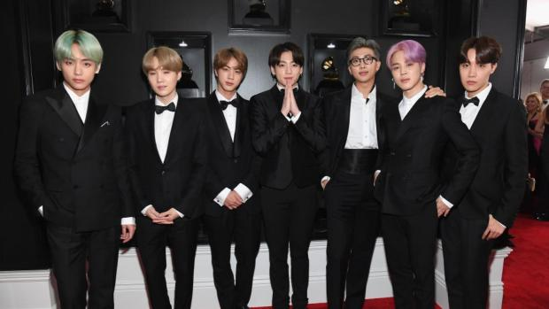 BTS τιμούν τους Beatles