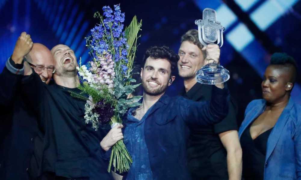 Ολλανδία στέφθηκε νικήτρια του 64ου διαγωνισμού της Eurovision