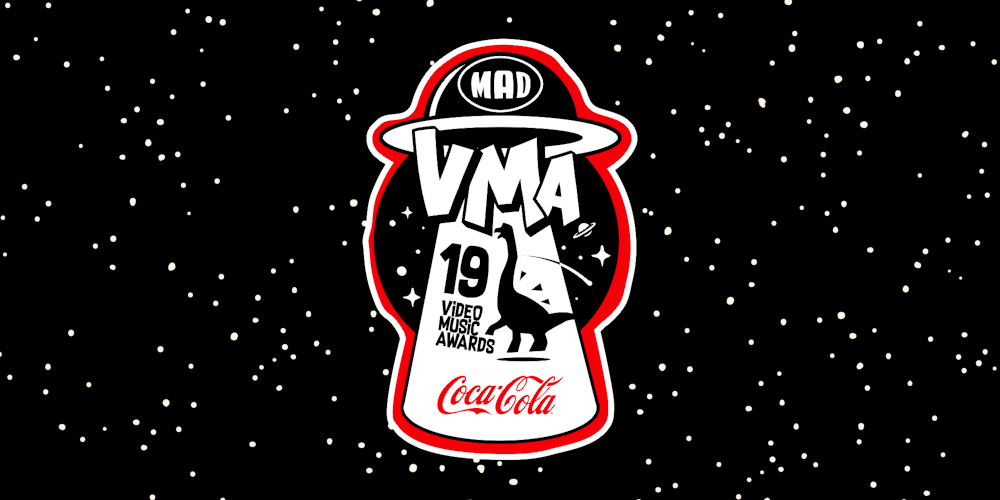 Mad Video Music Awards 2019 by Coca-Cola σε Α' τηλεοπτική προβολή