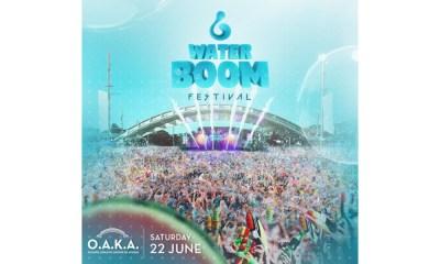 line up του Waterboom Festival 2019