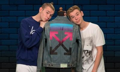 jean jacket των Marcus & Martinus