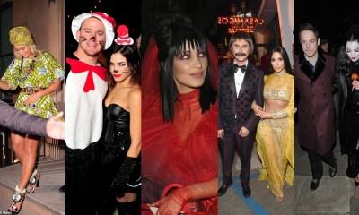 Πέντε celebrities που άφησαν ιστορία με τις Halloween εμφανίσεις τους www.mad.gr