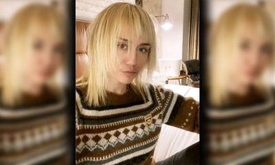 H Miley Cyrus μας δείχνει το καινούργιο της κούρεμα δια χειρός της μαμάς της