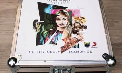 «Άννα Βίσση The Legendary Recordings 1982 - 2019»: Η deluxe έκδοση που έρχεται σαν δώρο!