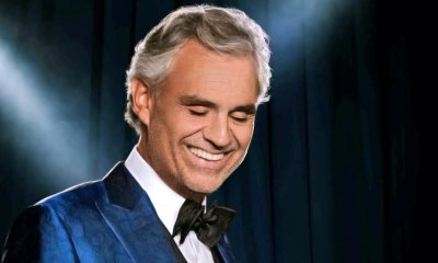 "Andrea Bocelli: ""Είχα κορονοϊό και ήταν ένας εφιάλτης!"""