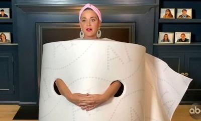 Η Katy Perry συνεχίζει τις ξεκαρδιστικές μεταμφιέσεις για τις ανάγκες του American Idol!