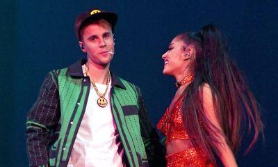 """O Justin Bieber ζητάει από fans να βοηθήσουν αυτόν και την Ariana Grande για το videoclip του """"Stuck With U""""!"""