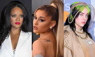 H Billie Eilish, η Ariana Grande και η Rihanna απαιτούν την κατάργηση νόμου που προστατεύει την αστυνομία!