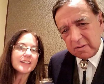 I got the chance to meet Bill Richardson today at …