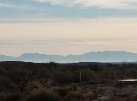 The Tularosa Basin is the source of the white …