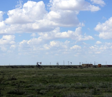 Fossil Fuel extraction is a major industry in Southern New Mexico, located primarily in the Southeastern corner of the state, including Lea and Eddy Counties