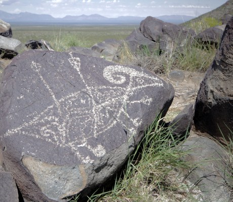 Native American artifacts are a major driver of tourism to New Mexico. Archaeological sites are culturally significant, and are sacred to the Native Population. They are protected in National Parks, Monuments and other public lands. (Photo in Otero County, NM)