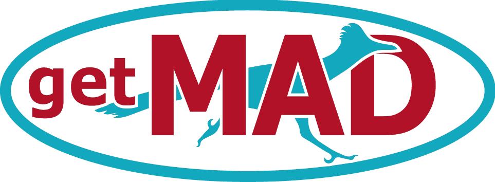 get Mad logo