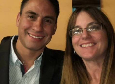 Thanks to Otero County Dems, and Chair Nadia Sikes …