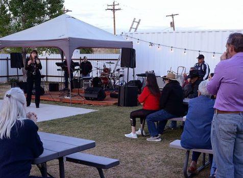 We had a fantastic event in Socorro last night