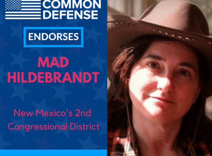 Mad Hildebrandt for Congress shared Common …